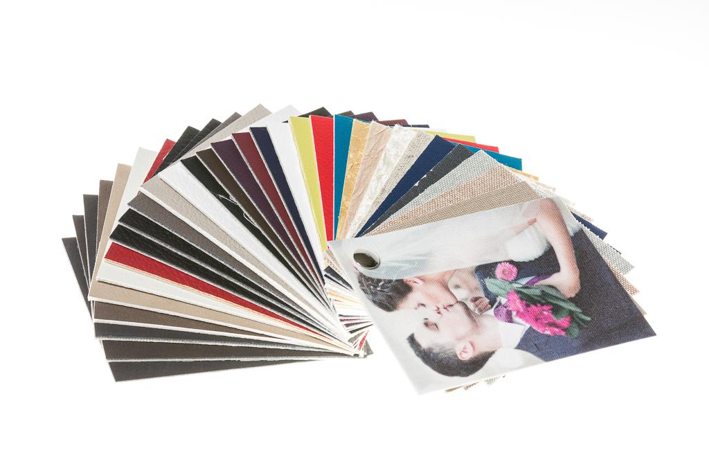 Luxe fotoalbum covers